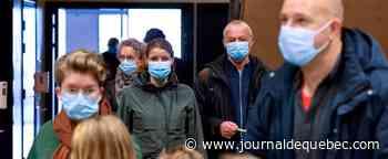 Covid-19: une étude danoise pose question sur le masque, sans apporter de réponse