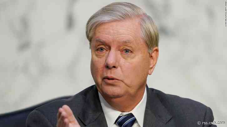 READ: Formal request to Senate Ethics Committee to investigate Sen. Lindsey Graham
