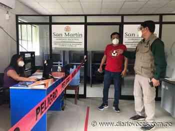 Juanjuí contará con moderno centro de evaluación para licencias de conducir - Diario Voces