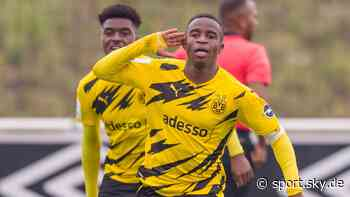 BVB News: Talent-Coach Otto Addo adelt Dortmund-Juwel Moukoko - Sky Sport