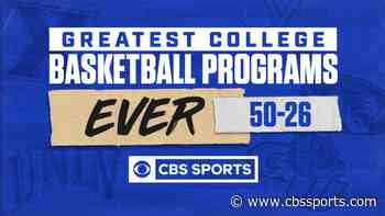 The Greatest College Basketball Programs Ever: Ranking the top teams of all time, Nos. 50-26