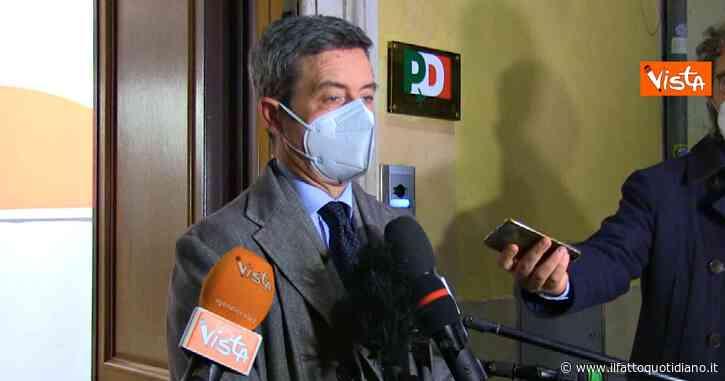 """Orlando apre a Forza Italia: """"Segnali da alcune forze politiche dell'opposizione, speriamo si traducano in azioni coerenti in Aula"""""""