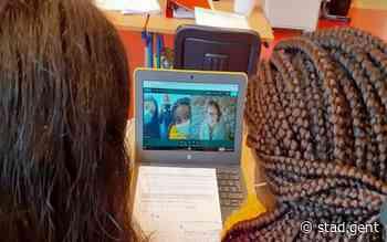 Vier studenten winnen stadsprijs met huistaakbegeleiding op maat - Gent