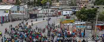 Haïti: la police disperse violemment une manifestation de l'opposition