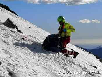 Cosio Valtellino uomo s'infortuna lungo un sentiero - Valtellina News