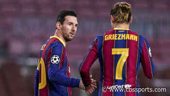Lionel Messi blasts Antoine Griezmann's uncle over Barca drama: 'I'm tired of always being everyone's problem'