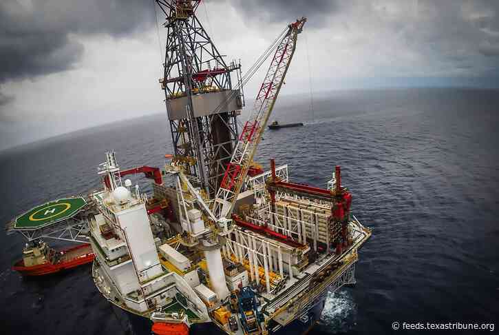 Oil companies snag Gulf of Mexico waters for offshore drilling in last bid before Biden transition