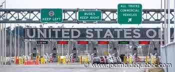 La frontière canado-américaine fermée jusqu'aux Fêtes