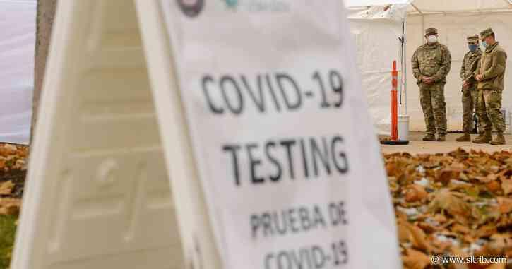 Utah coronavirus cases up 3,071 Wednesday