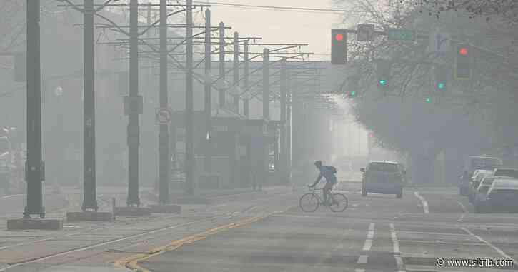Study finds air pollution reduces life expectancy in Utah