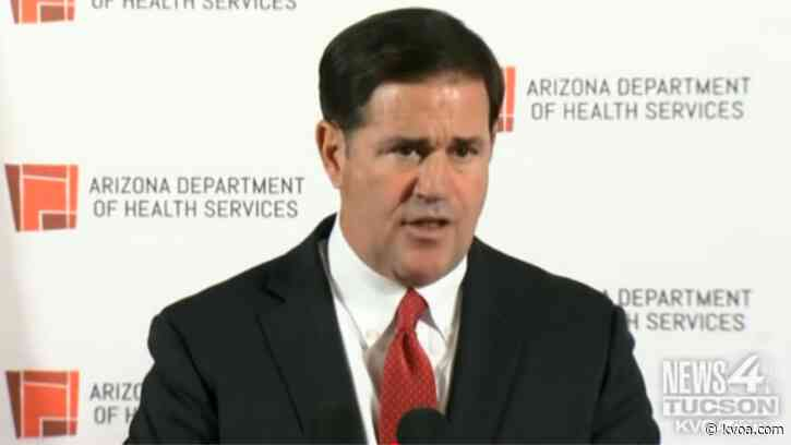 Gov. Ducey reemphasizes importance of masks amid COVID-19 surge, does not implement statewide mandate