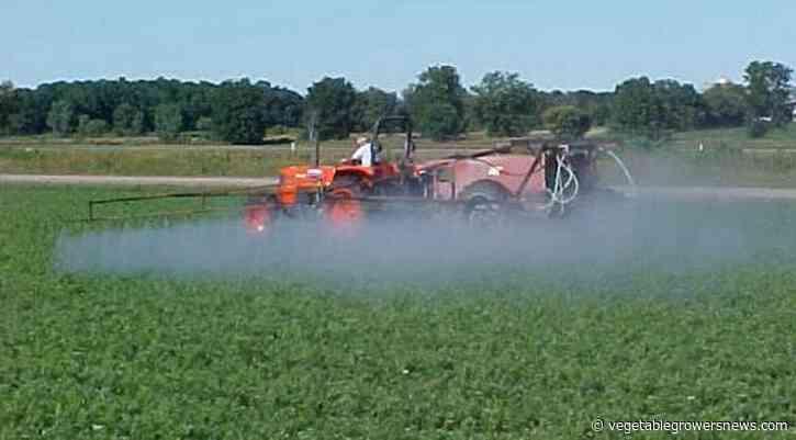 Private, commercial pesticide applicators in Michigan offered course