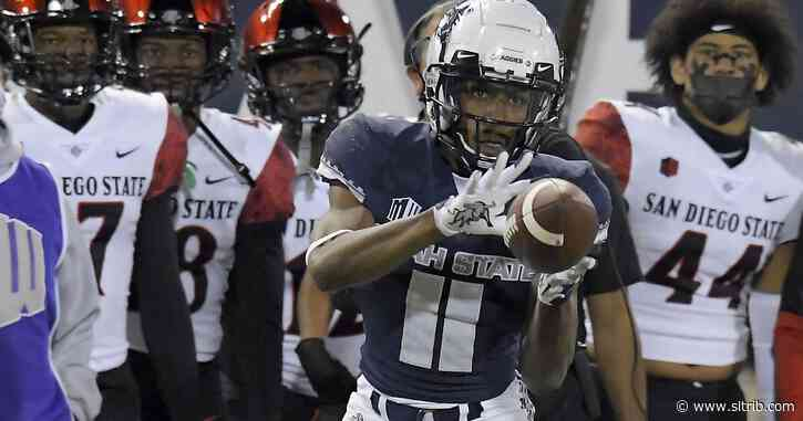 Utah State football sees COVID-19 spike, cancels game against Wyoming