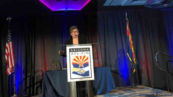 Secretary Hobbs responds to 'violence and vitriol' made against her following election results