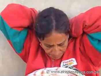 Mujer que dice es natural de Piura se encuentra perdida en Catacocha- Ecuador - El Regional