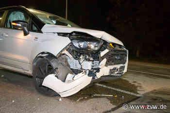 Unfall in Welzheim: Vorfahrt missachtet - Blaulicht - Zeitungsverlag Waiblingen