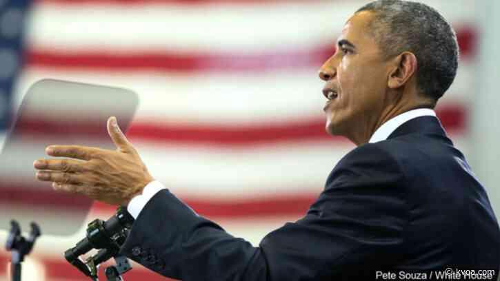 Former President Obama's memoir off to record-setting start in sales
