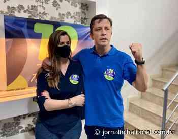 Fabrício Oliveira reeleito prefeito de Balneário Camboriu - Jornal Folha do Litoral