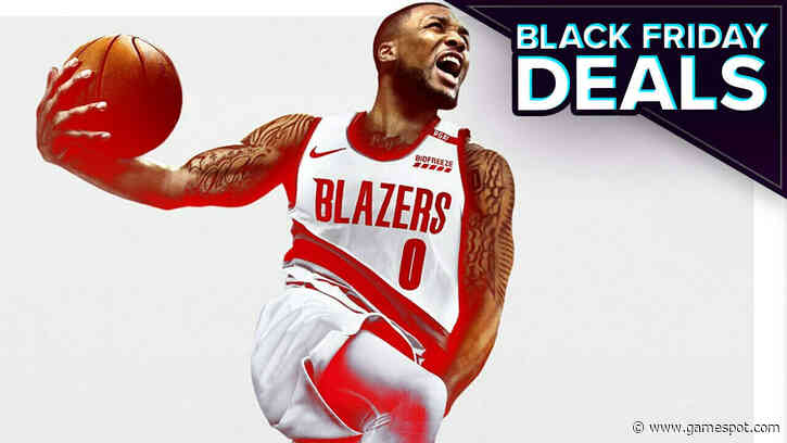NBA 2K21 Black Friday 2020 Deals Slash Its Price To $27 (PS4/Xbox One/Switch)