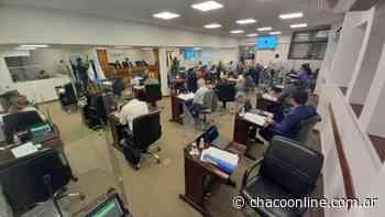 La Legislatura chaqueña traslada sus sesiones al Club San Fernando - Chaco On Line
