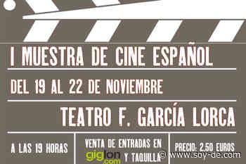 La 'I Muestra del Cine Español' de San Fernando de Henares arranca el 19 de noviembre - Soyde.