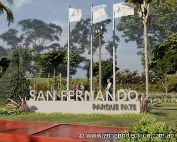 San Fernando: Juan Andreotti anunció la construcción de un nuevo Parque donde fue entubado el zanjón Fate - Zona Norte Diario OnLine