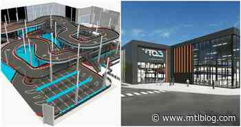 The Montreal Area Is Getting A New Multi-Level Indoor Go-Kart Track & Adults Can Ride - MTL Blog