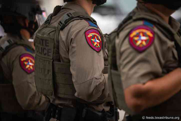 Gov. Abbott sending state police to help combat violent crime in Dallas. A similar effort last year proved controversial.