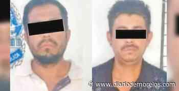 Capturan en Jojutla a dos por agresión - Diario de Morelos