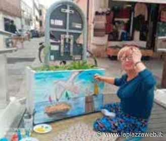 Amico Giardiniere: inaugurate le nuove fioriere in Riva Vena - La Piazza