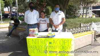 Instalan centro de acopio en Ometepec - Enfoque Informativo