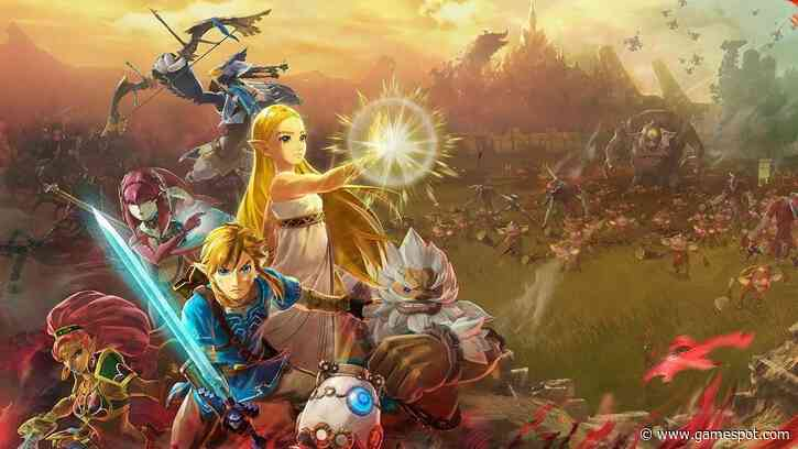 Hyrule Warriors: Age Of Calamity's Launch Trailer Focuses On Story And BOTW Nostalgia