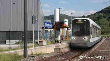Mobilitätsdrehscheibe in Bad Urach: Gleise bis an den Busbahnhof? - SWP