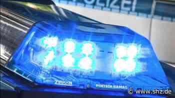 Mildstedt: Rettungswagen im Einsatz: Unfall bei Überholmanöver   shz.de - shz.de