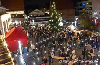 Jetzt sagt auch Heddesheim den Weihnachtsmarkt ab - Mannheimer Morgen