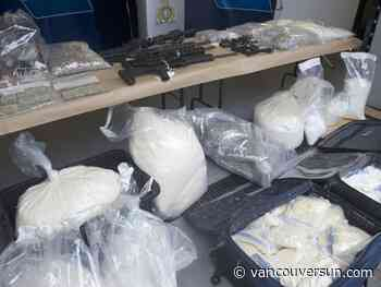 Six arrested, toxic chemicals seized after Richmond drug-lab busts