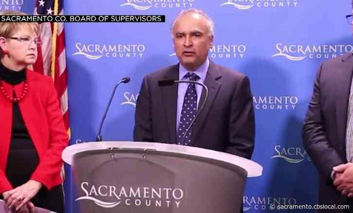 Sacramento County Executive Navdeep Gill Placed On Paid Leave After Allegations Of Racism, Sexism