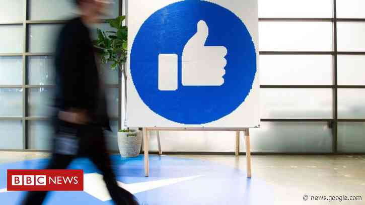 Coronavirus: Facebook accused of forcing staff back to offices - BBC News