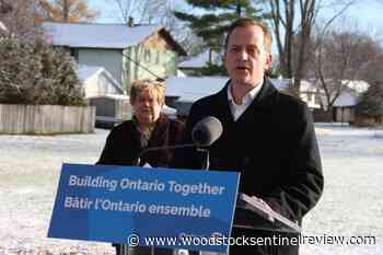 Ontario backstops Aylmer affordable housing project with $1.5M - Woodstock Sentinel Review