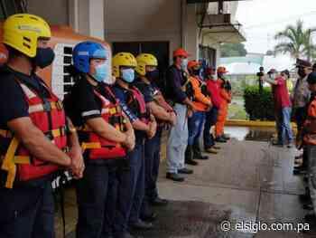 Buscan a persona que desapareció cuando intentaba cruzar un río en Macaracas - El Siglo Panamá