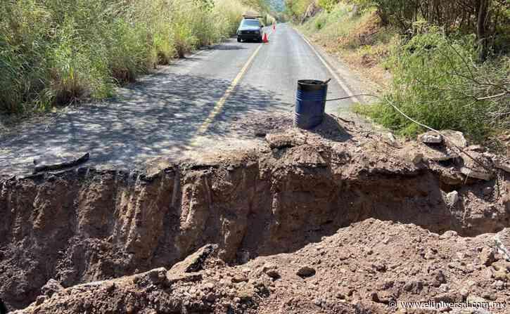 Habitantes modifican carreteras para evitar avance del CJNG en Coalcomán y Tepalcatepec, Michoacán | El Universal - El Universal