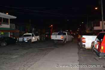 Ultiman a tiros a hombre en residencial de Uruapan - Quadratín - Quadratín Michoacán
