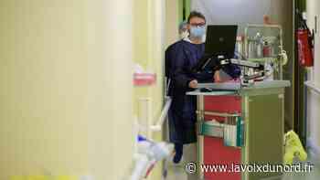 Dans les unités Covid du centre hospitalier de Saint-Omer, on «espère avoir passé le pic» - La Voix du Nord