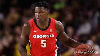 Timberwolves select Georgia guard Anthony Edwards with No. 1 overall pick