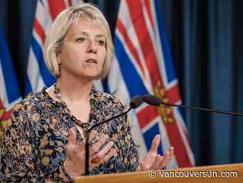 COVID-19: B.C. posts another shocking day with 10 deaths and record 762 new cases