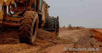 AUTORIZADA : Obras da MT-020 vai ligar Paranatinga a Canarana - MinutoMT