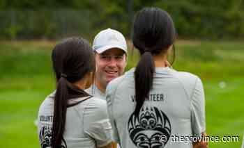 UBC coach Jesse Symons wins MLS Community MVP award