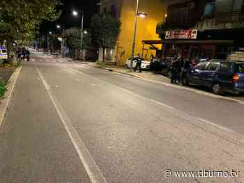 Incidente al centro di Tor Lupara, coinvolte cinque macchine - Tiburno.tv Tiburno.tv - Tiburno.tv