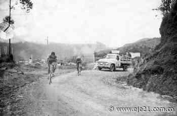 La Vuelta a Colombia en el Valle de Tenza - Eje21
