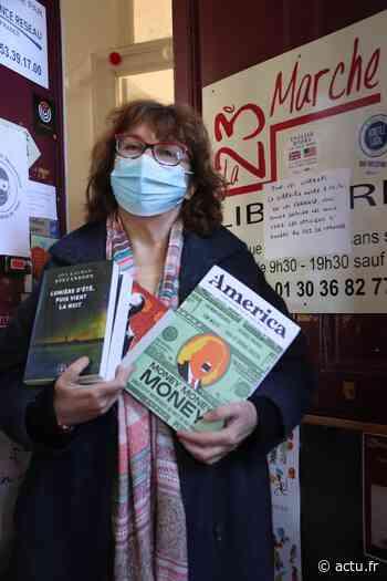 Val-d'Oise. La librairie La 23e Marche d'Auvers-sur-Oise réactive la vente à emporter - actu.fr